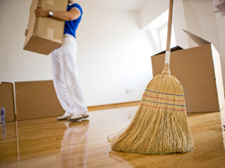 Move-out Cleaning, a Green Cleaning Company in LA