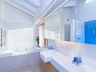 Residential cleaning service huntington beach little for Bathroom cleaning companies
